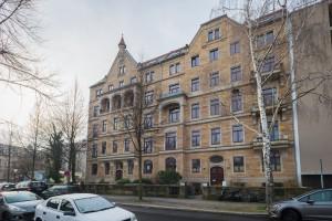 Physiotherapie Dresden Außenansicht Praxis Thiele