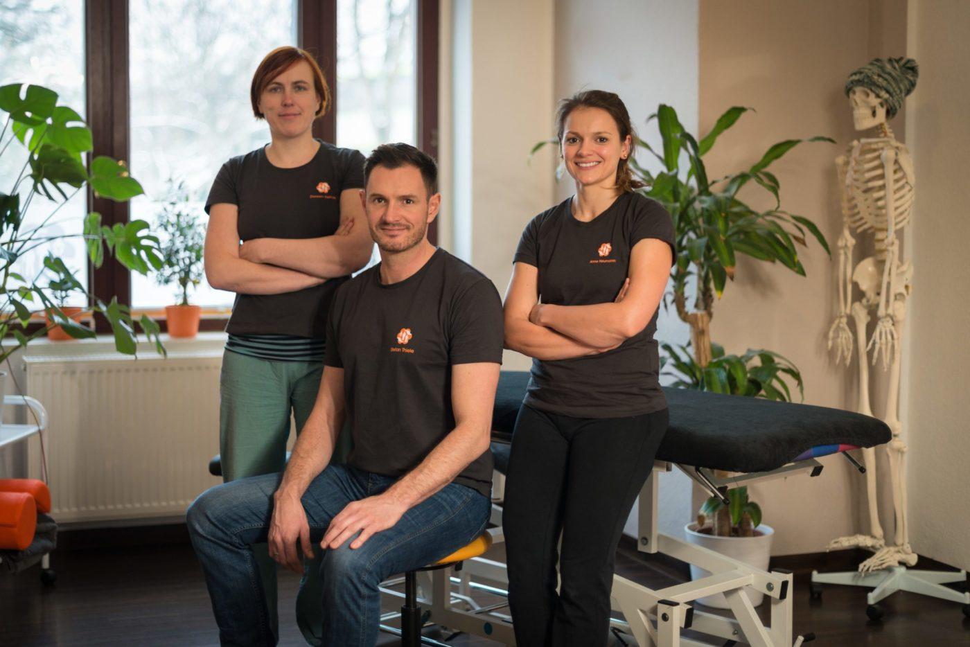 Physiotherapie Dresden Neustadt